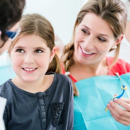 Biannual Dental Checkups