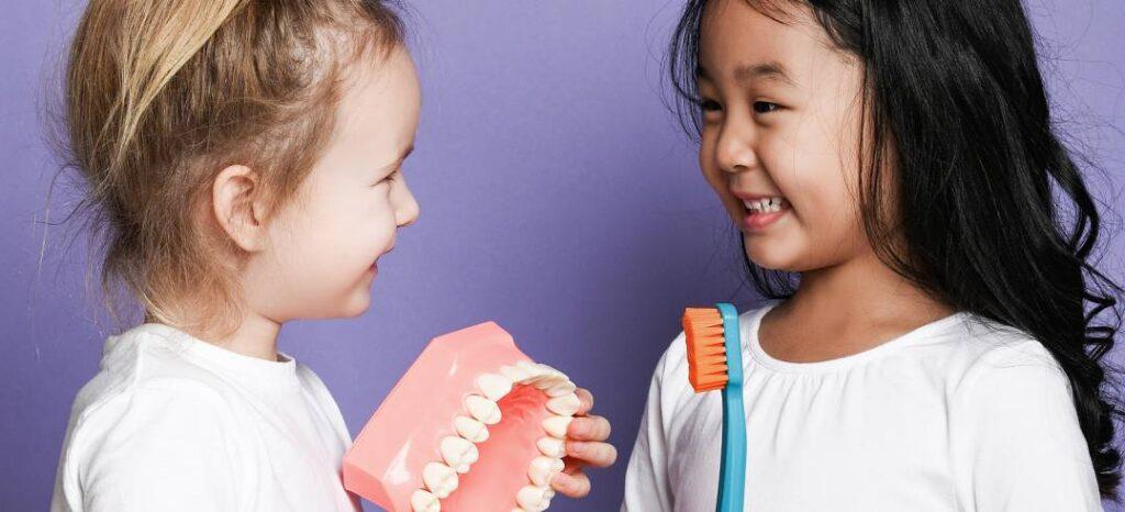 Teach Kids Dental Hygiene
