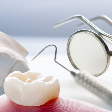 Tooth Crown Dentist
